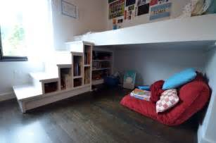 Toddler Beds Nashville Tn Lofted Bed With Storage And Reading Nook Contemporary