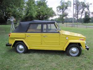 1974 volkswagen thing type 181 1974 volkswagen thing type 181 for sale photos technical