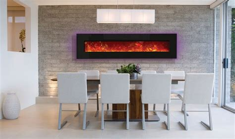 Dining Room Electric Fireplace Electric Fireplace Peterborough The Original