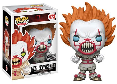 fye exclusive teeth pennywise funko pop pre order now fpn