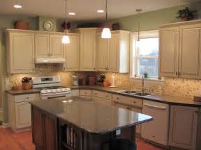 ideas log home kitchens