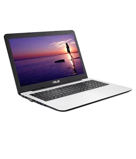 Laptop Asus I3 White asus x555la laptop x555la xx252d 4th intel i3