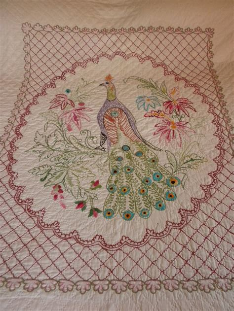 quilt pattern peacock pin by patty martin on quilts peacock quilts pinterest