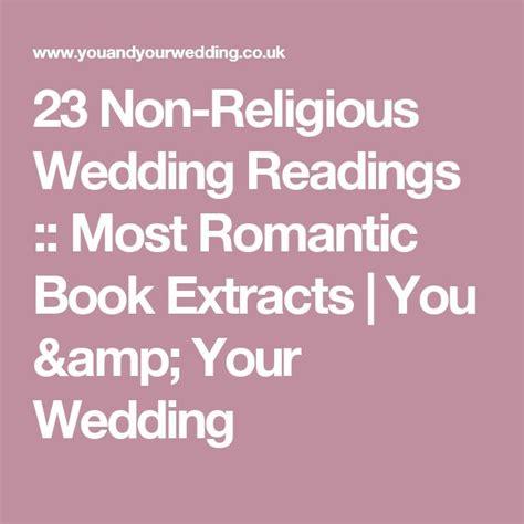 Wedding Quotes Non Religious wedding quotes 23 non religious wedding readings most