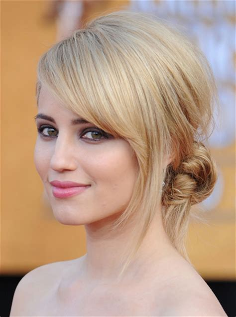 side swept bangs hairstyle trends for 2017 page 2