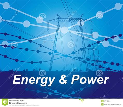 energy powerpoint template energy and power stock images image 17812804