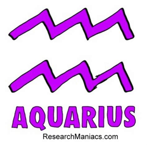 aquarius zodiac sign astrology information
