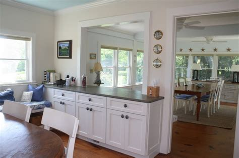 Cape Cod Kitchen   Traditional   Kitchen   Boston   by