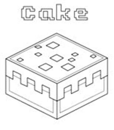 minecraft cookie coloring page 17 beste afbeeldingen over birthday party minecraft op