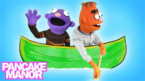 row row row your boat video song free download row row row your boat kids songs pancake manor youtube