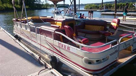 pontoon boat rental portland watercraft rentals pdxwatersports