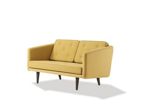 no sofa no 1 2 seater sofa by fredericia furniture design b 248 rge
