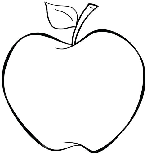 printable apple template cliparts co printable apple outline printable full page basket clip