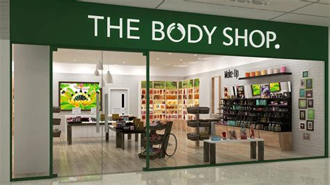the body shop plc