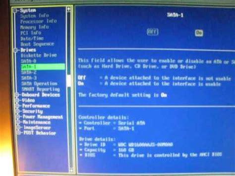 reset bios dell optiplex 755 проблема загрузки no boot device available strike f1 dell