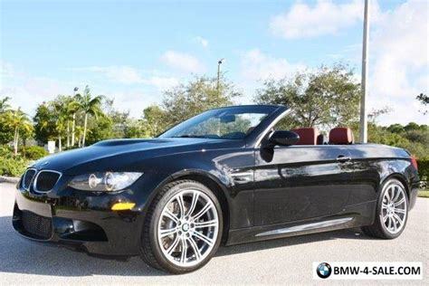 2013 bmw m3 for sale 2013 bmw m3 convertible for sale in canada