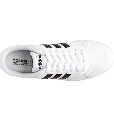 Sepatu Adidas Boot Black Leather adidas neo baseline leather white black aw4409 sneakers