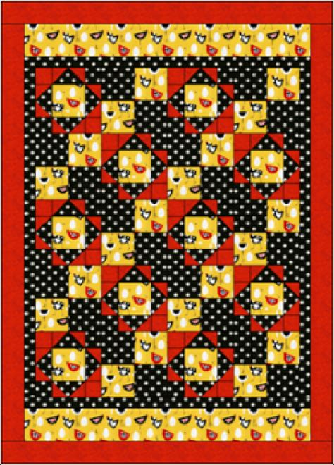3 Yard Quilt Patterns by 3 Yard Quilts