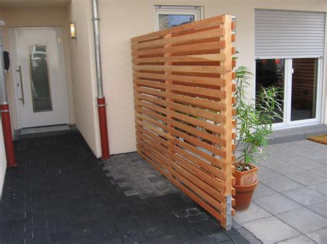 terrasse zaun holz z 228 une aus holz und metall teichbau moseler ihr