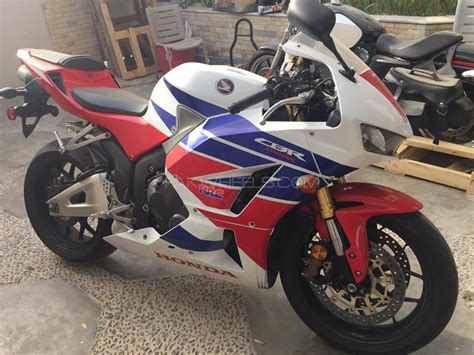 cbr 600 price used honda cbr 600rr 2017 bike for sale in lahore 188333