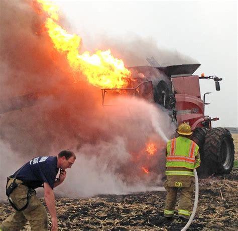 chris sullivan firefighter combine fire news progress