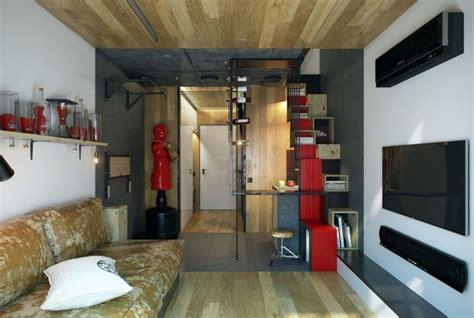 Decoration Interieur Petit Espace 2166 by D 233 Coration Int 233 Rieure De Petit Appartement De Style Industriel