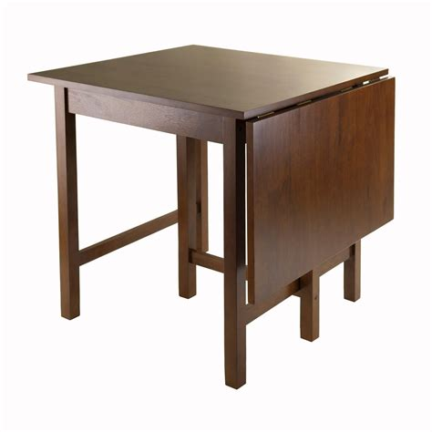 Dining Table Drop Leaf Winsome Lynden Drop Leaf Dining Table Tables