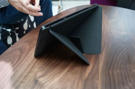 Kindle Hd Origami - look amazon s kindle origami stand in
