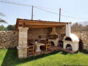 Build A Brick Oven Backyard 15 Inspiring Bbq Design Ideas Love The Garden