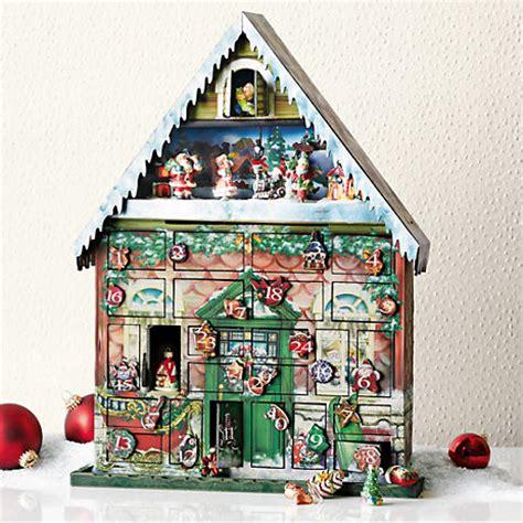 animated north pole musical advent calendar gump s