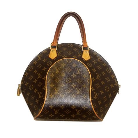 authentic louis vuitton monogram ellipse gm handbag purse