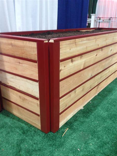 raised bed   tall kit custom landcsape ideas