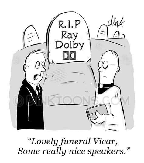 dolby quot lovely funeral vicar some really