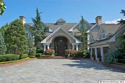 $8.95 Million Waterfront Mansion In Middletown, NJ   Homes