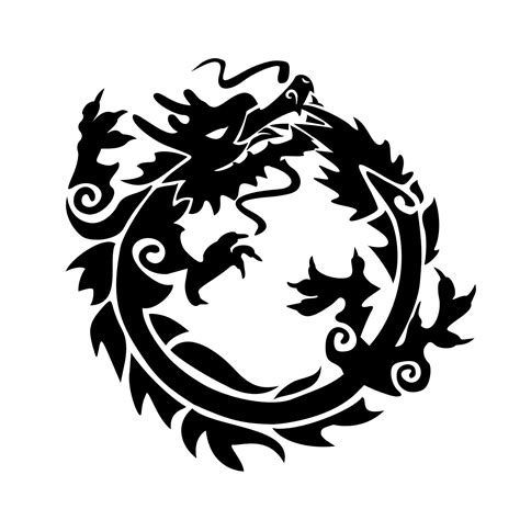 tribal dragon tattoo meaning ouroboros tattoos designs ideas and meaning tattoos for you