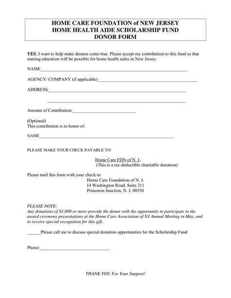 Scholarship Donation Request Letter Template Scholarship Fund Donation Request Letter In Word And Pdf Formats Page 2 Of 2