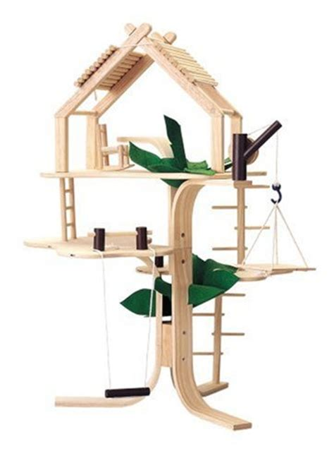 Plan Toys 71181 Tree House Wooden Toy Review Compare