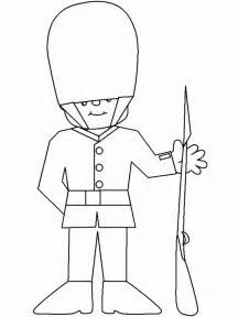 Palace Guard Colouring Page 624x831gif sketch template