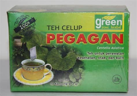 Teh Pegagan teh celup pegagan green zone toko murah mudah