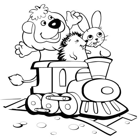 Free Printable Funny Coloring Pages For Kids Toddler Coloring Pages