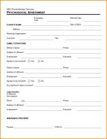 psychotherapy treatment plan template treatment plan templates mental health treatment plan