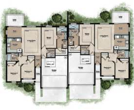 duplexes floor plans find house plans