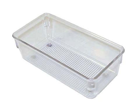 narrow kitchen drawer organizer narrow clear plastic drawer organizer small in drawer bins