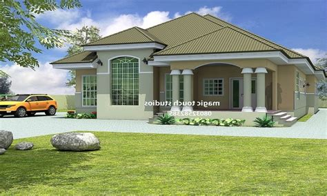 in house plans 3 bedroom house plans and designs in uganda home combo