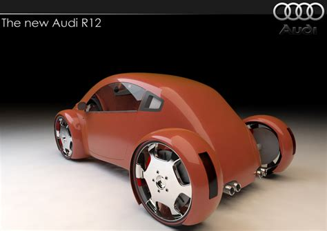 Audi R12 by The Audi R12 By Glen Alcock At Coroflot