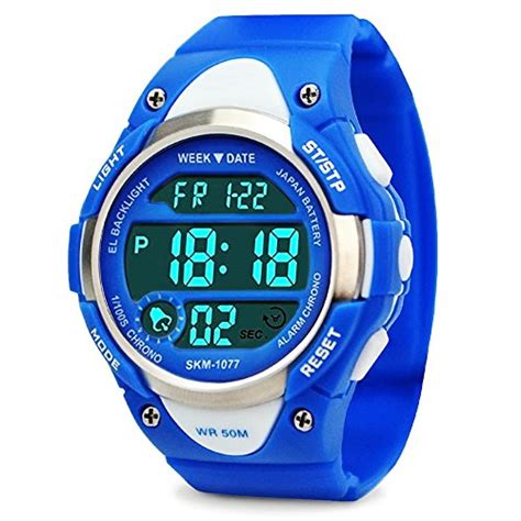 save 67 boys digital watches sports with
