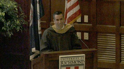 Richmond Mba by Fernandez The Richmond Mba 2016 Commencement Speaker