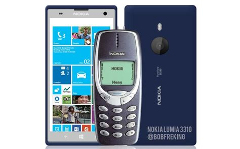 Nokia 3310 Windows nokia lumia 3310 windows phone windows phone