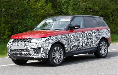 land rover sport 2018 2018 range rover sport facelift auto car update
