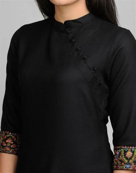 boat neck embroidery designs for kurtis 50 trendy neck designs to try with plain kurtis keep me